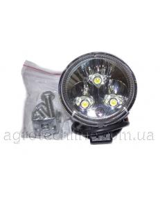Фара кругла LED 9w (вузький промінь)