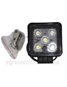 Фара квадратна LED 15w (вузький промінь)