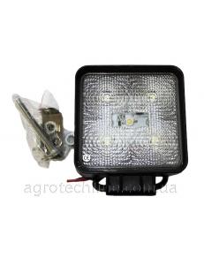 Фара квадратна LED 15w (широкий промінь)
