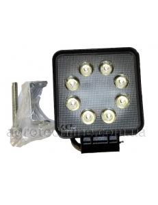 Фара квадратна LED 24w (широкий промінь)
