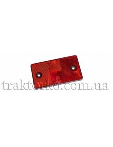 Катафот дорожній (червоний, к-кт)