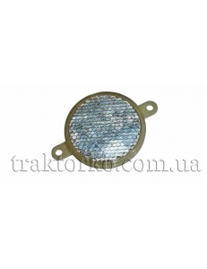 Світлоповертач круглий (безколірний, пласт.)