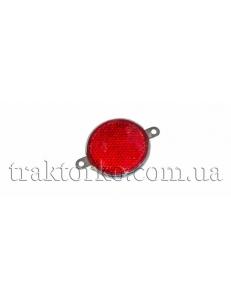 Світлоповертач круглий (червоний)