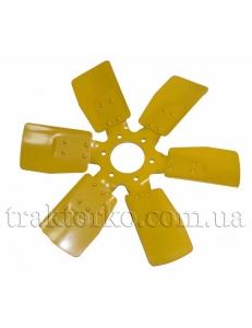 Вентилятор МТЗ (мет.,6 лопаст.)