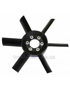 Вентилятор МТЗ (пласт.,6 лопаст.)