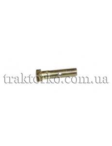 Болт-штуцер обраткі (М10х1, L=36mm, 2 отв.)