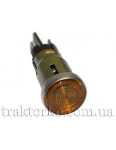 Світловий індикатор панелі приборів (оранжевий)