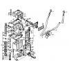 Мастилопроводи і гідророзподільник Т-25
