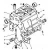 Остов двигуна (картер Д21-1002010)