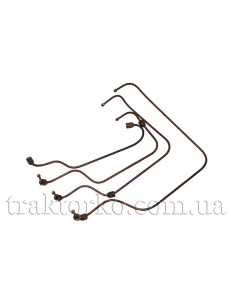 Трубки високого тиску Т-40 (к-кт,рядного насоса)