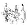 Воздушный фильтр двигателя. Глушитель