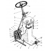 Управління рульове з гідропідсилювачем ЮМЗ - загальний вигляд